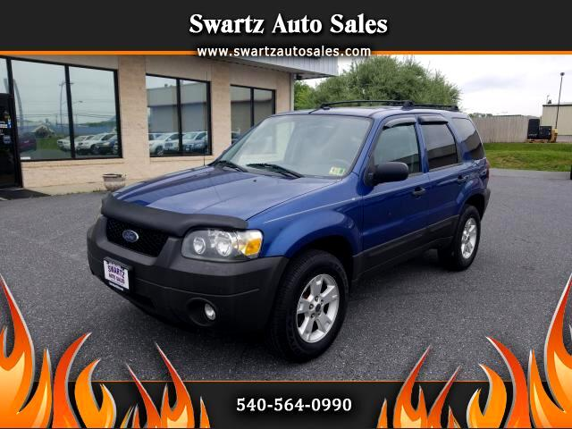 2007 Ford Escape 4WD 4dr V6 Auto XLT Sport