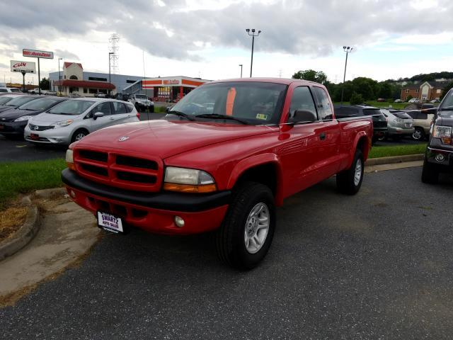 2001 Dodge Dakota Club Cab 4WD