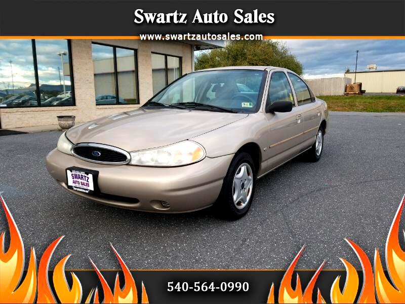 1998 Ford Contour 4dr Sdn LX