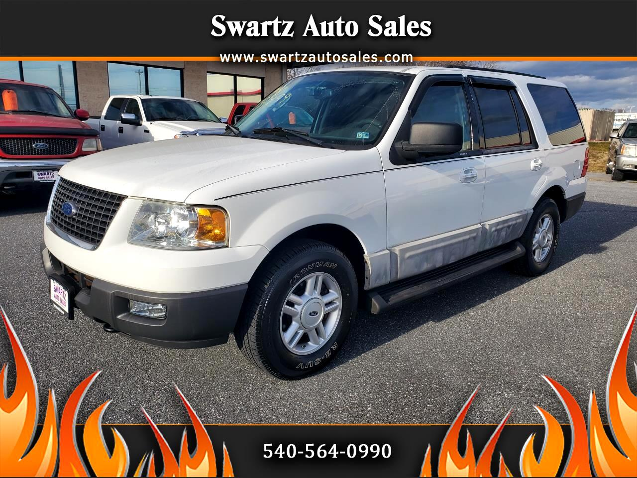 Ford Expedition 5.4L XLT 4WD 2004