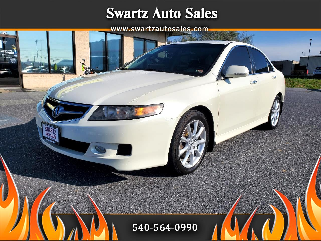 Acura TSX 4dr Sdn AT 2006