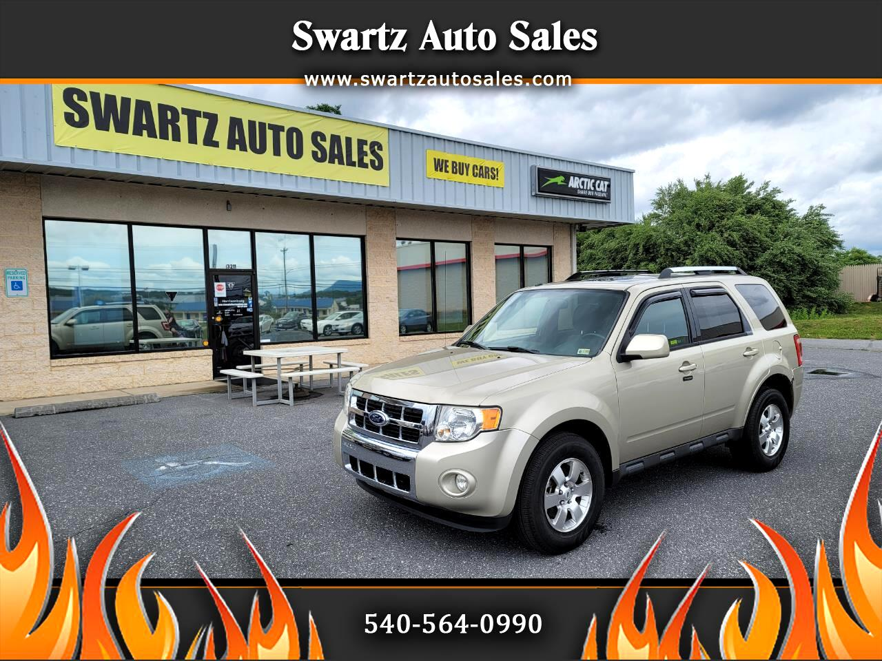 Ford Escape 4WD 4dr Limited 2012
