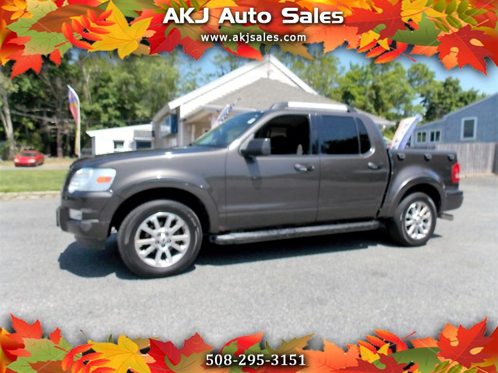 2007 Ford Explorer Sport Trac Limited 4.0L 4WD