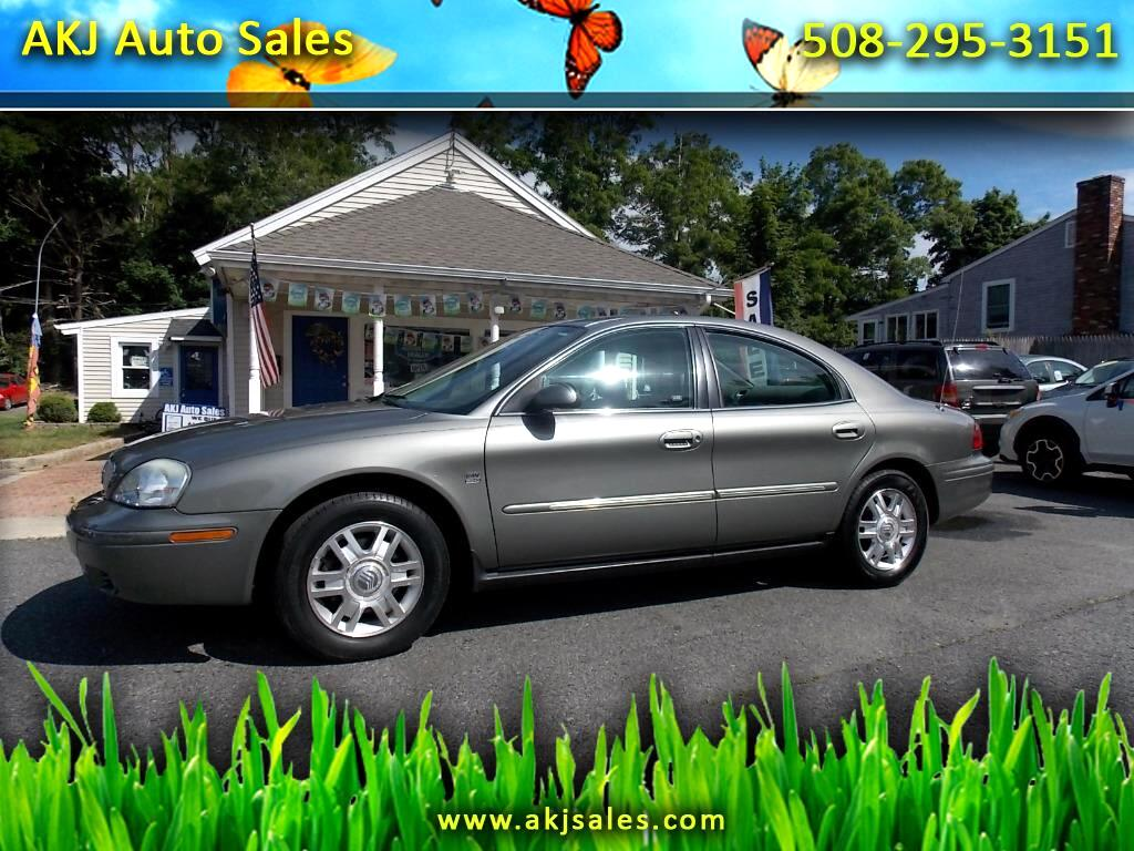 2004 Mercury Sable LS Premium