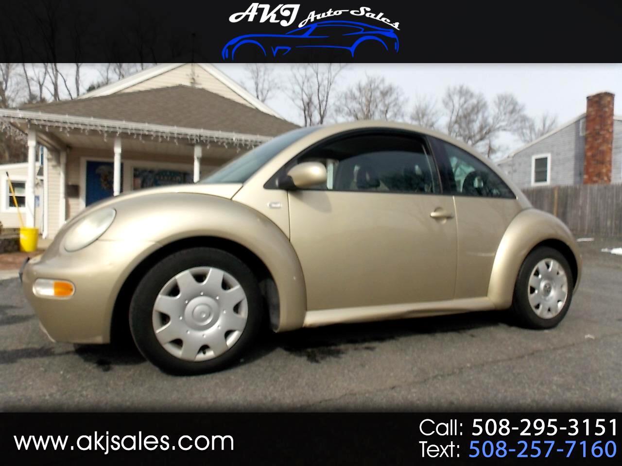 2001 Volkswagen New Beetle GL