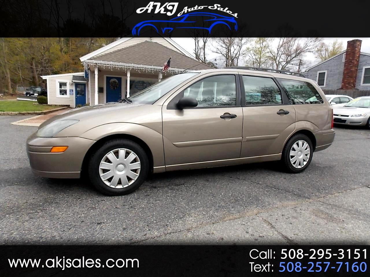 2004 Ford Focus Wagon SE