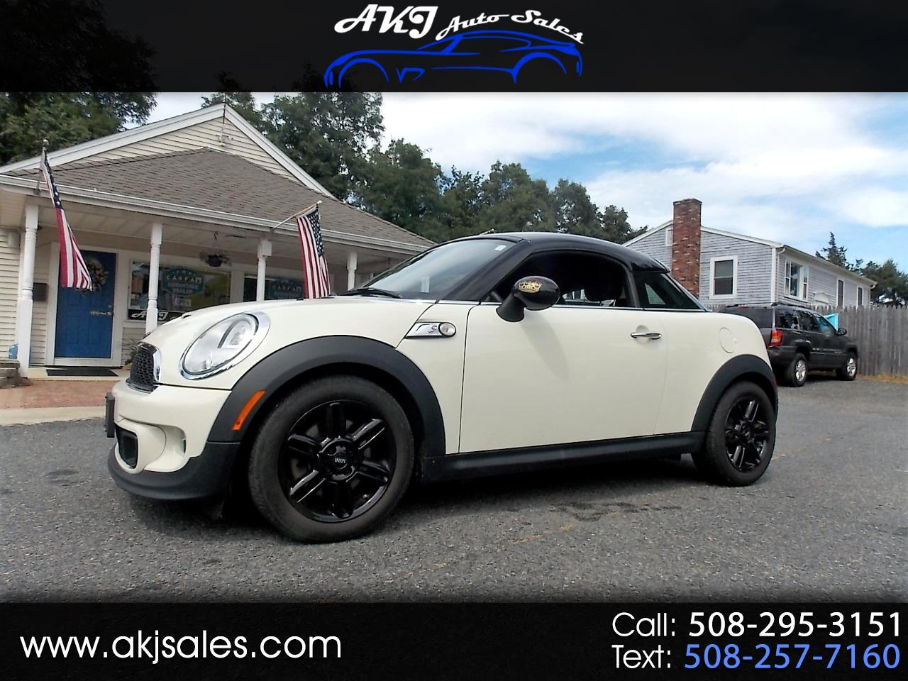 2014 MINI Coupe S