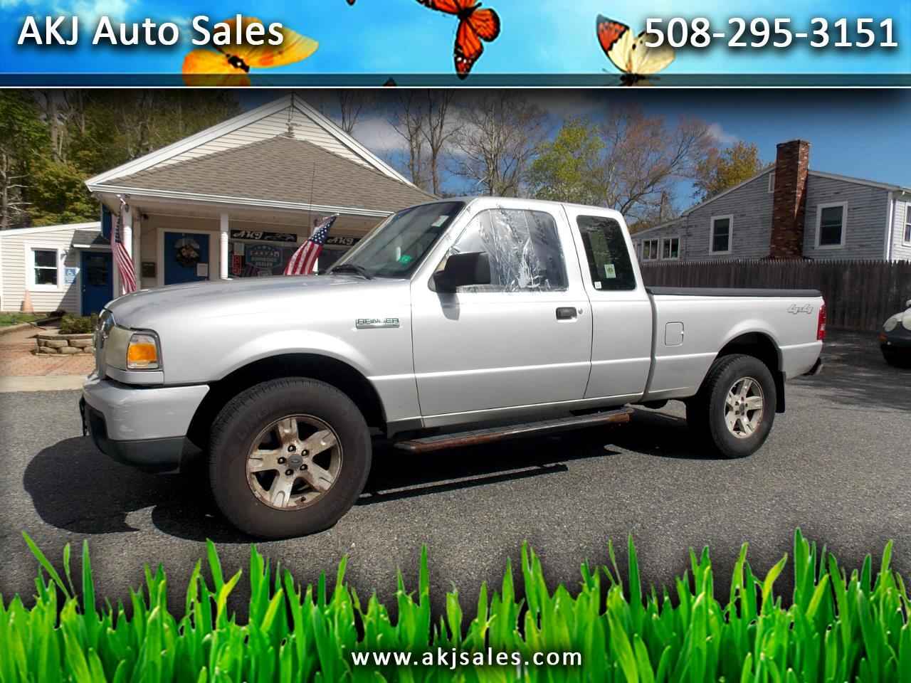"""Ford Ranger 4dr Supercab 126"""" WB FX4 Lvl II 4WD 2006"""