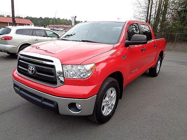 2012 Toyota Tundra Tundra CrewMax SR5 5.7 L 2WD