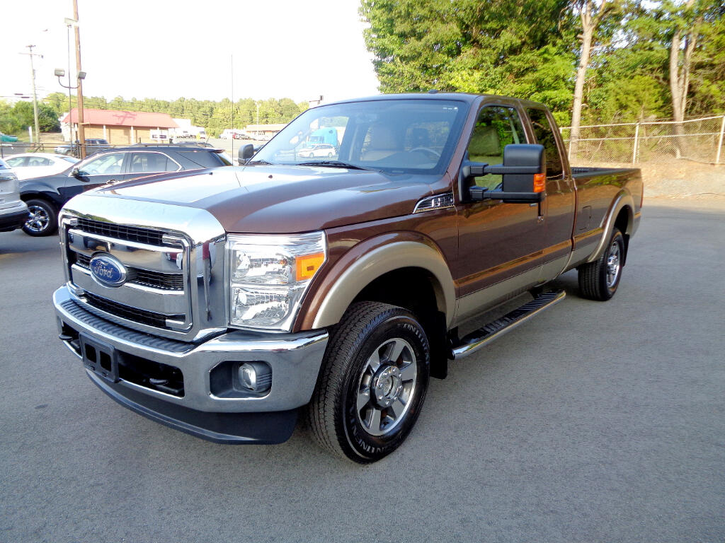 2011 Ford F-250 SD Lariat SuperCab Long Bed 4WD