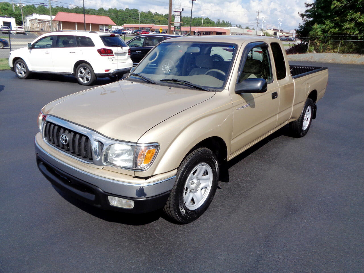 2003 Toyota Tacoma Xtracab 2WD