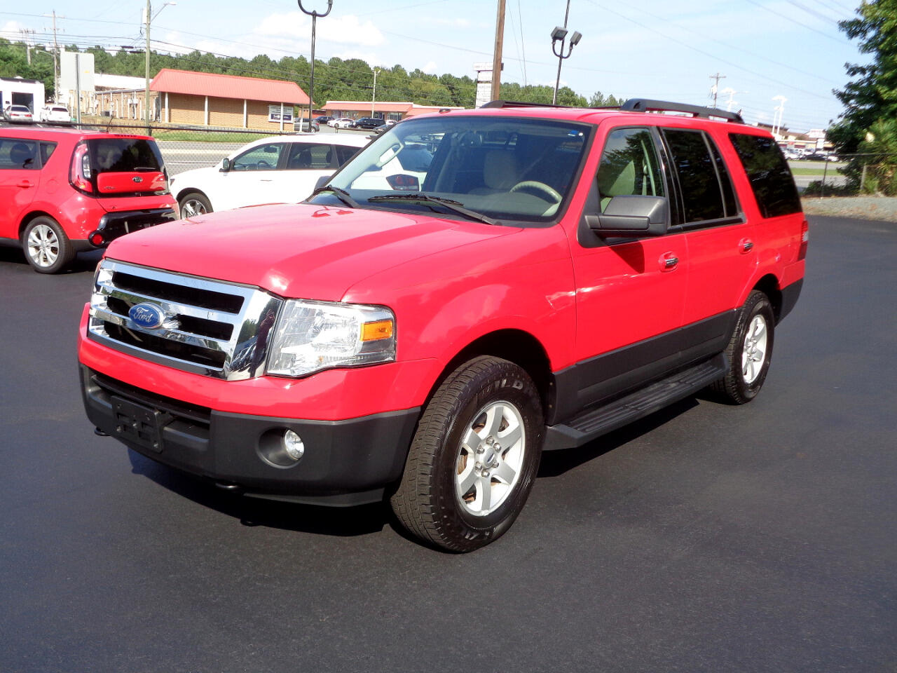 2011 Ford Expedition XL 4WD