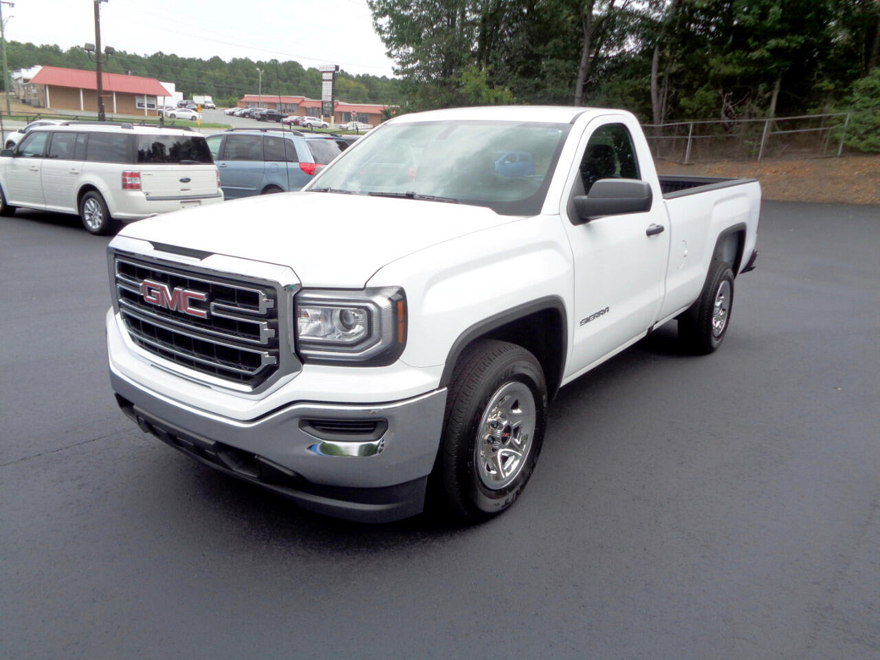 2018 GMC Sierra 1500 Base Long Box 2WD