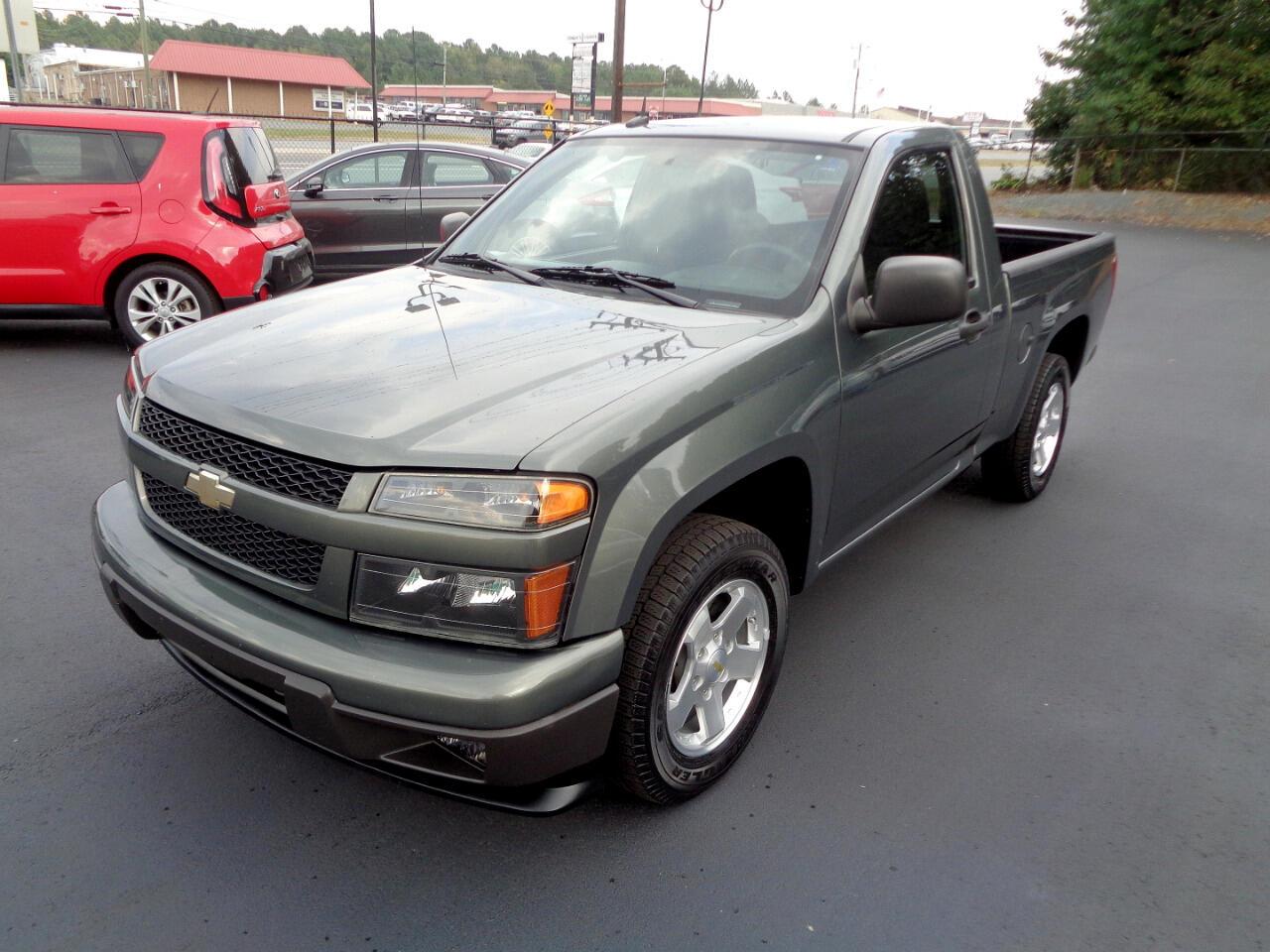 2011 Chevrolet Colorado 1LT 2WD