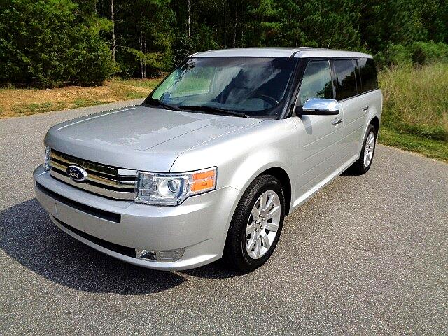 2012 Ford Flex Limited FWD