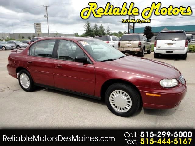 2004 Chevrolet Classic classis
