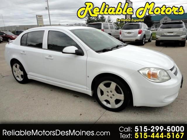 2008 Chevrolet Cobalt LT2 Sedan