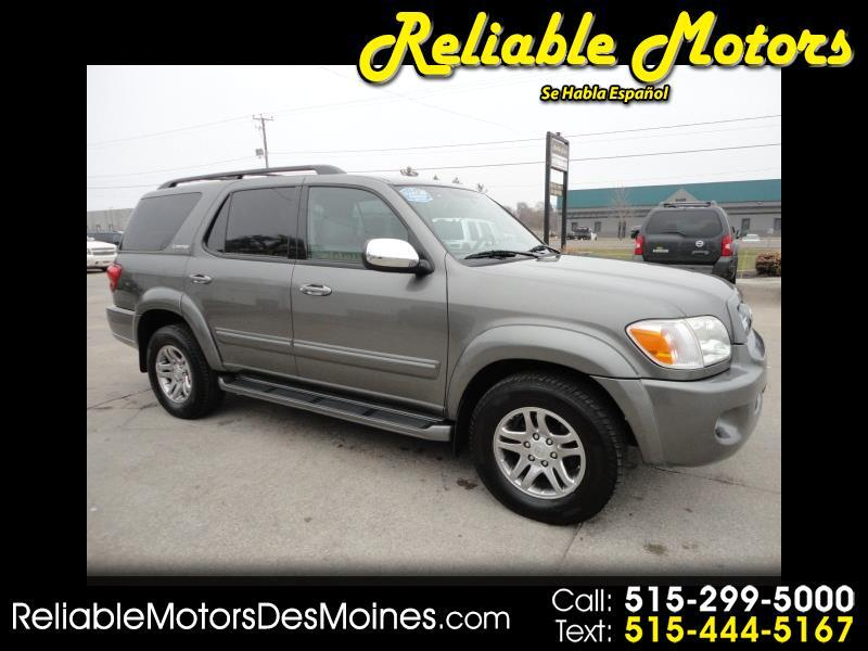 2007 Toyota Sequoia 4dr Limited (Natl)