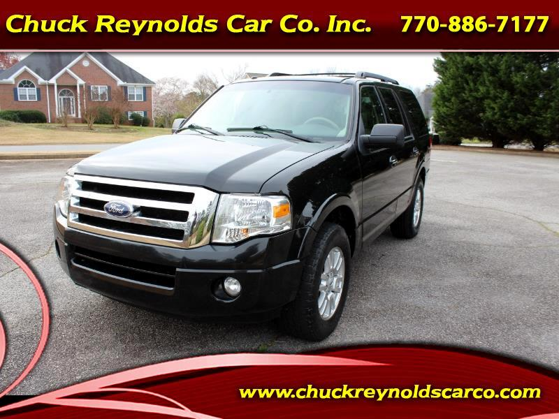 """2014 Ford Expedition 119"""" WB XLT"""