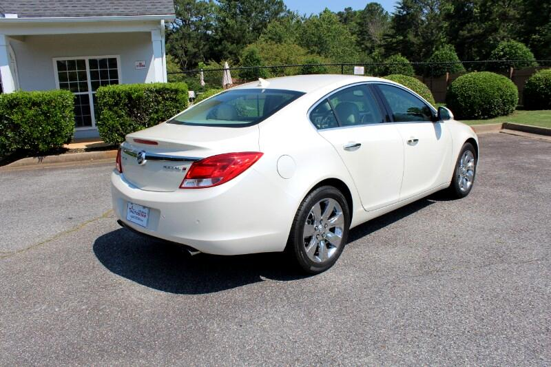 2012 Buick Regal Turbo Premium 1