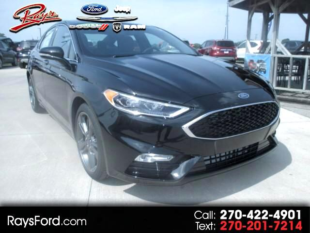 2018 Ford Fusion Sport w/EcoBoost