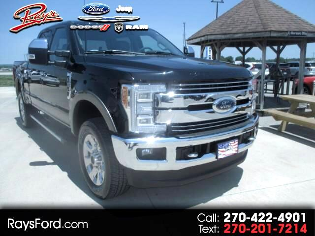 2018 Ford F-250 SD Lariat Crew Cab Long Bed 4WD