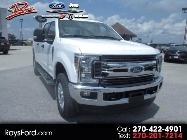 2019 Ford F-250 SD XLT 4WD Crew Cab 8' Box