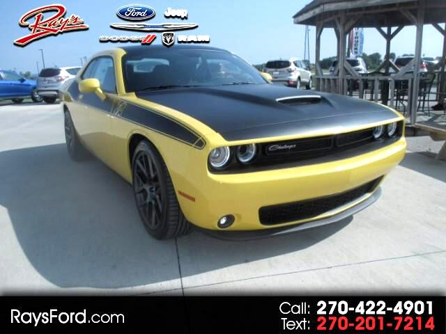 2018 Dodge Challenger T/A RWD