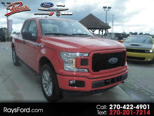 2018 Ford F-150 XL SuperCab 6.5-ft. Bed 4WD