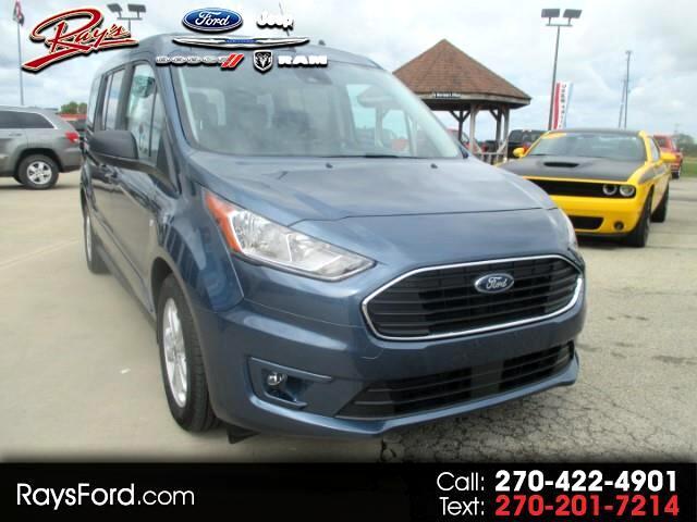 2019 Ford Transit Connect Wagon XLT LWB w/Rear 180 Degree Door