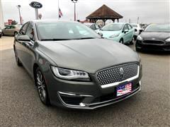 2017 Lincoln Lincoln MKZ Hybrid