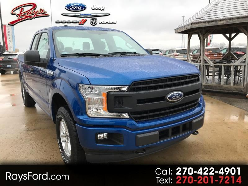 2018 Ford F-150 Supercab 157