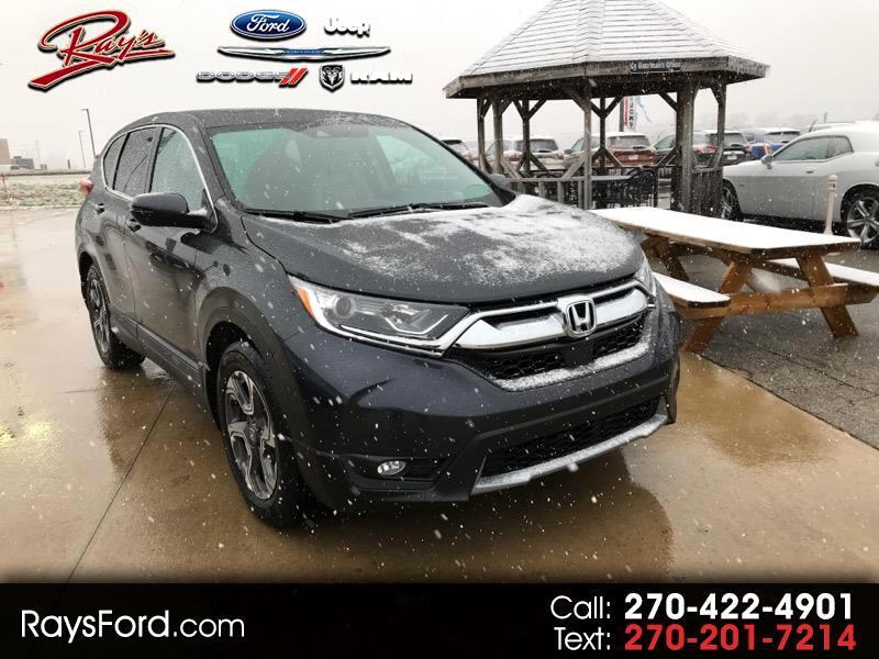 2018 Honda CR-V EX-L 2WD w/ Navigation