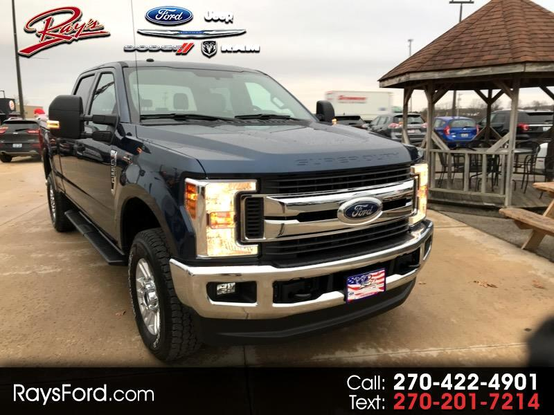 2019 Ford F-250 SD FX4 Crew Cab Long Bed 4WD