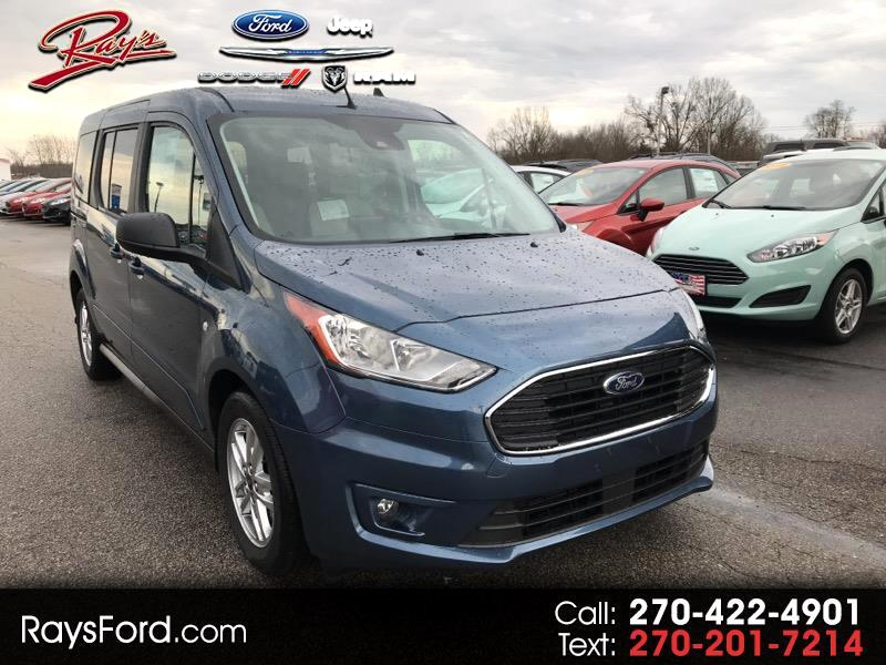 2019 Ford Transit Connect Wagon XLT LWB w/Rear 180 Degree Door