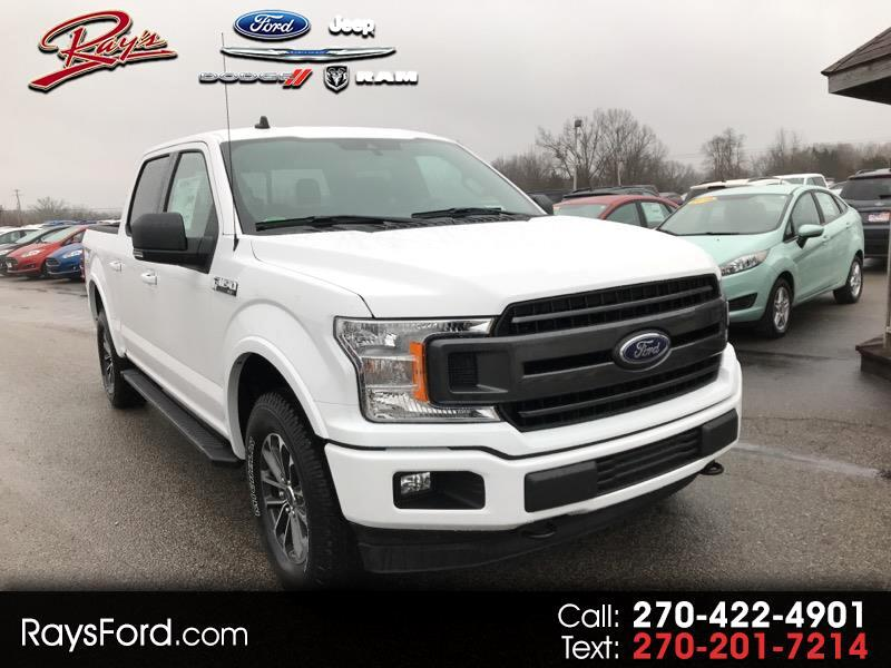 "2019 Ford F-150 4WD SuperCrew 150"" XLT"