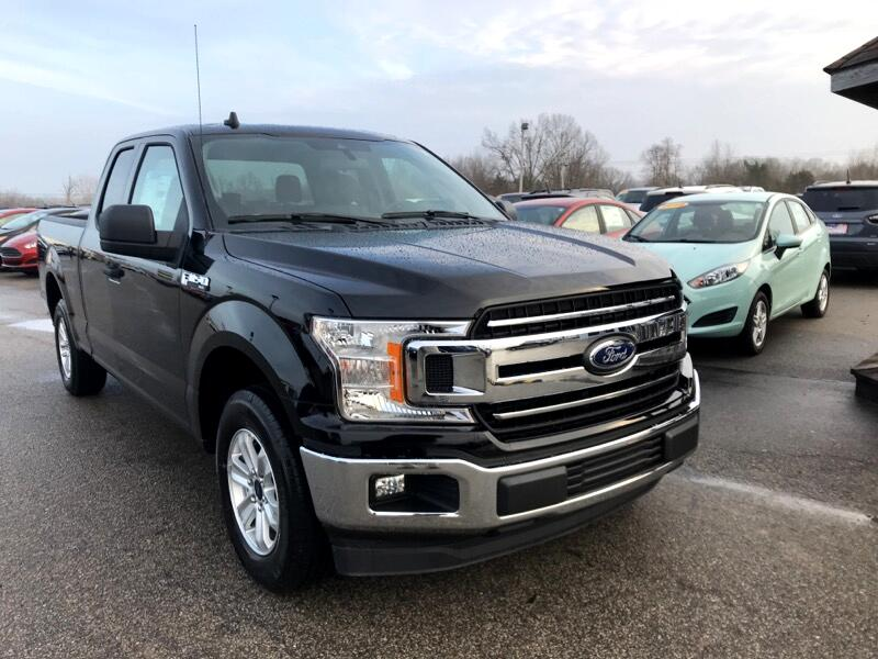 Ford F-150 XLT 2WD SuperCab 6.5' Box 2019