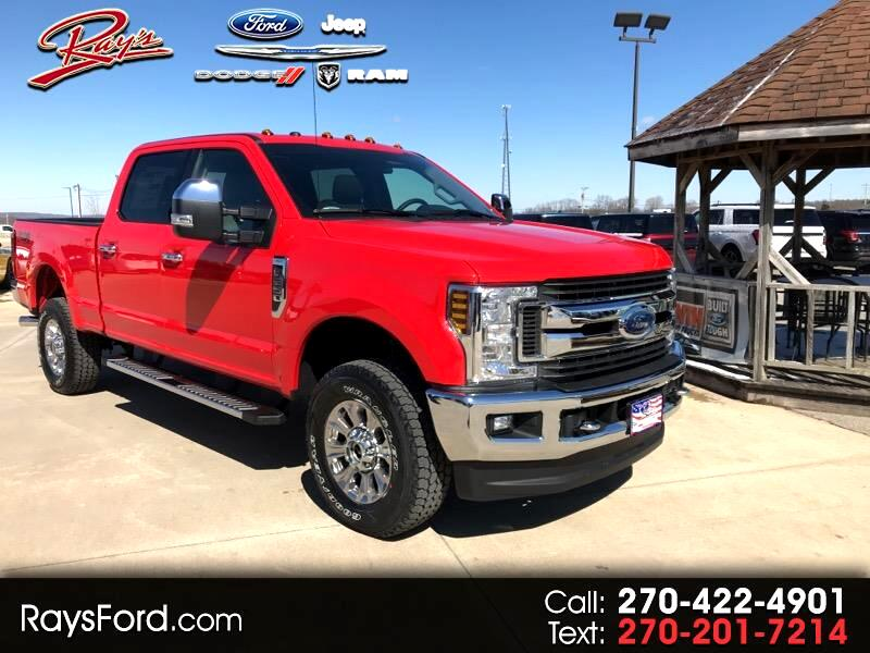 2019 Ford F-250 SD XLT Crew Cab Long Bed 4WD