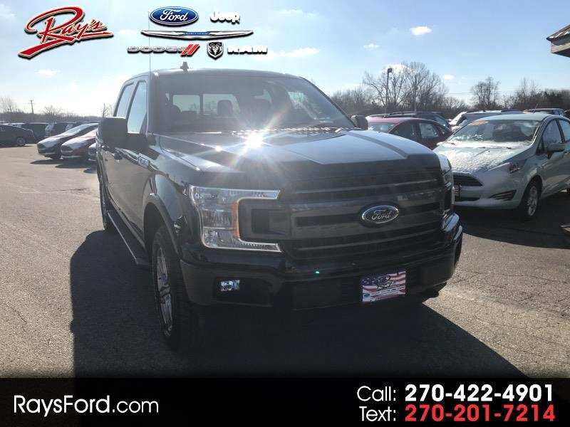 "2019 Ford F-150 SuperCrew 139"" XLT 4WD"
