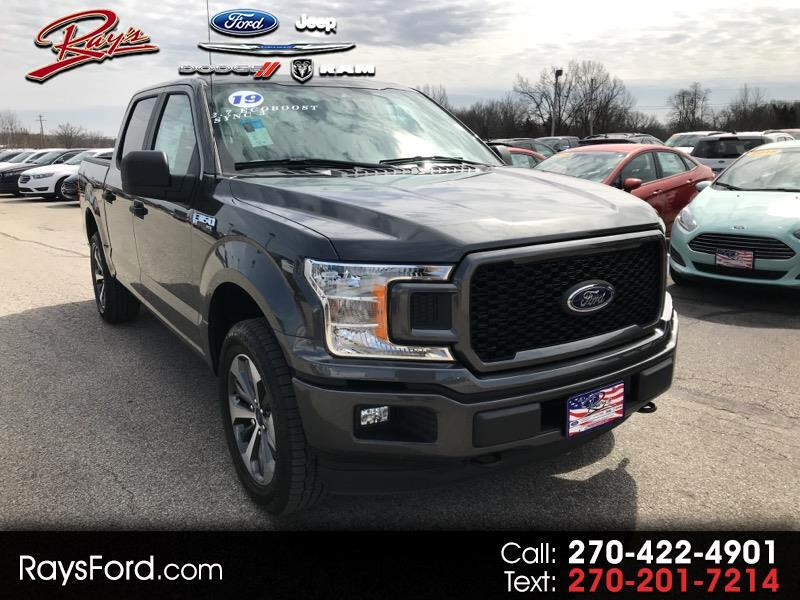 "2019 Ford F-150 4WD SuperCrew 139"" FX4"