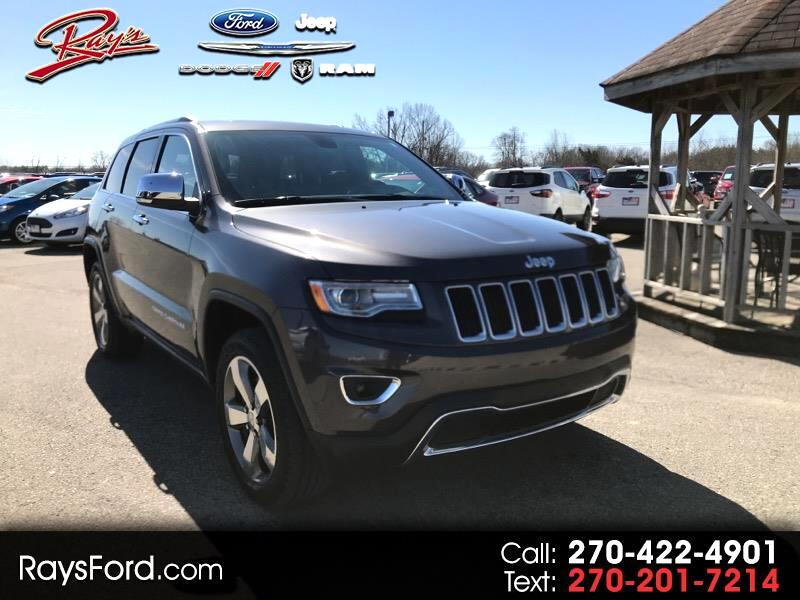 2015 Jeep Grand Cherokee 4WD 4dr Limited Turbo Diesel