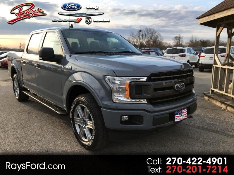 2019 Ford F-150 4WD SuperCrew 139