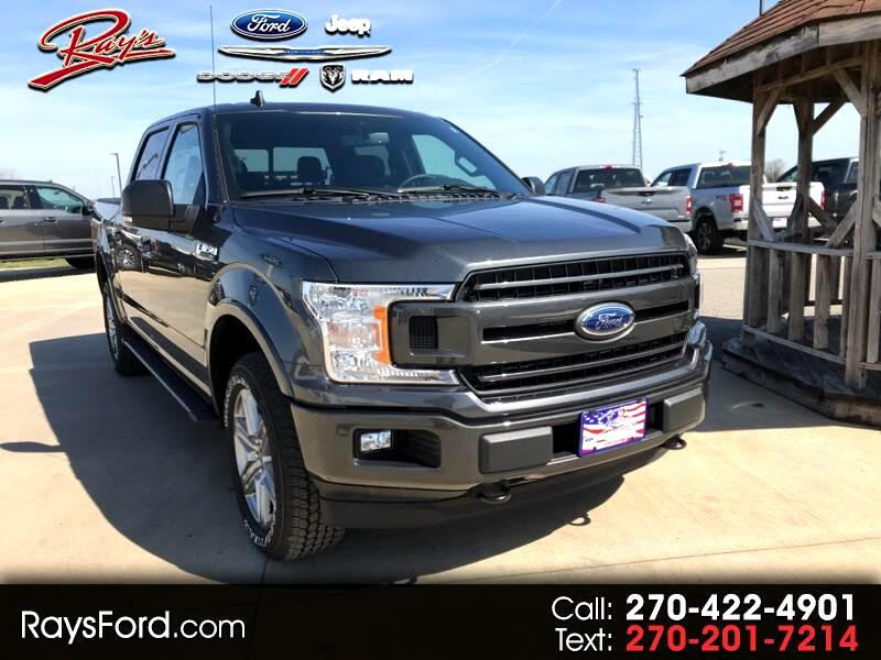 2019 Ford F-150 XLT 4WD SuperCrew 5.5' Box