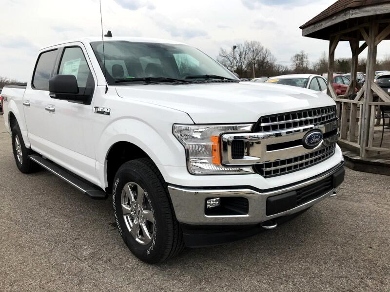 Ford F-150 XLT 4WD SuperCrew 6.5' Box 2019