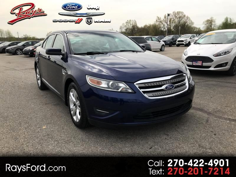 Ford Taurus 4dr Sdn SEL AWD 2011