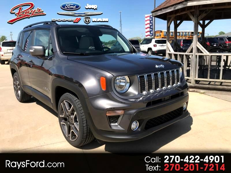 2019 Jeep Renegade Limited FWD