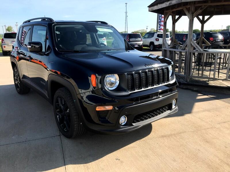 Jeep Renegade Altitude FWD 2019