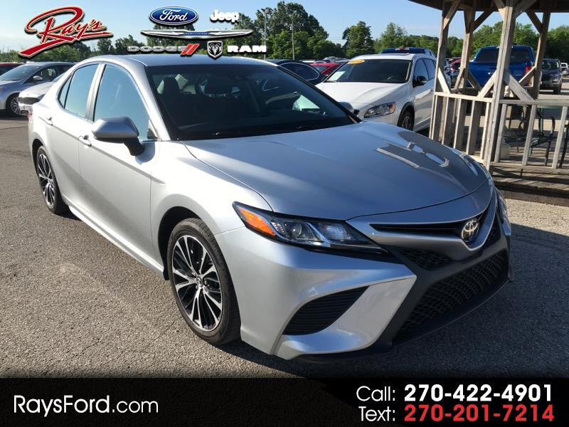 2018 Toyota Camry SE 6-Spd AT