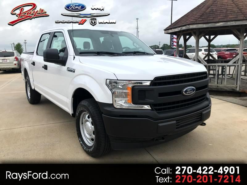 "Ford F-150 4WD SuperCrew 139"" XL 2019"