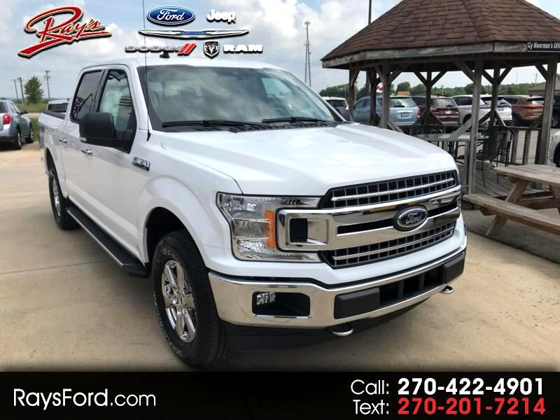 "2019 Ford F-150 4WD SuperCrew 139"" XLT"